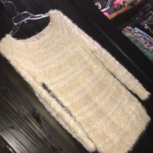 Tops - Sparkle Sweater Tunic worn once